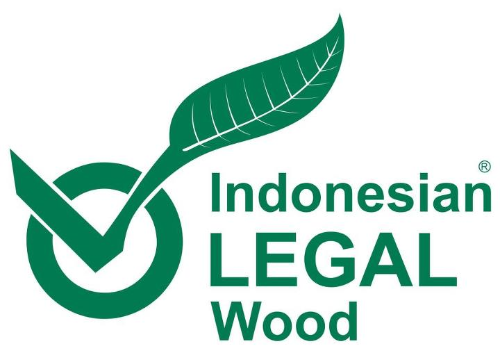 Indonesian Legal Wood - Logo