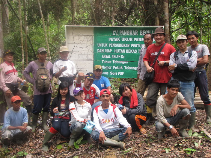 Indonesia Forestry and Climate Support (IFACS)